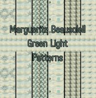 Marguerite Beausoleil Green Light by MargueriteBeausoleil