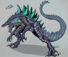 Zilla Jr (atomic) by Gabe-TKE
