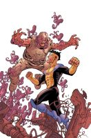 Invincible 40 cover by RyanOttley