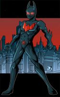 Batman Beyond by MachSabre