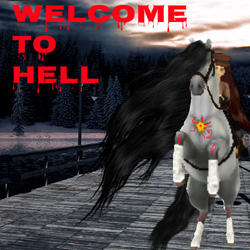 WELCOME TO HELL by Firgrove-Stables