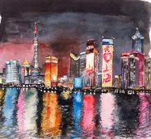 I love Shanghai by NeoNative