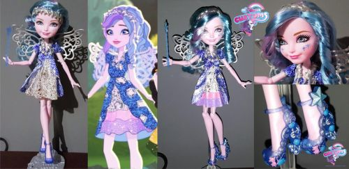 Farrah Goodfairy Ever After High by angel99percent
