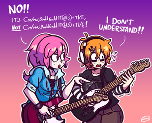 band practice by Suragi-0
