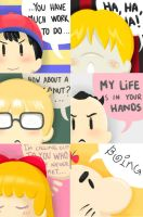 Earthbound icons! by Chiki-nan