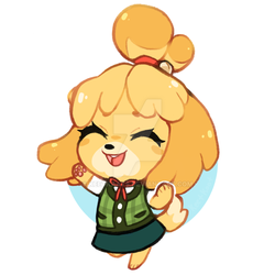 Isabelle by keetkaats