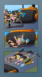 Roller Derby Pt. 1 by DominiqueMelted