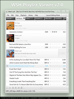 WSH Playlist Viewer v2.0.1 by Br3tt