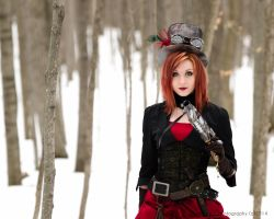 Steampunk 1 by Fluffybunny29stock