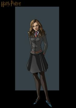 hermione granger by nightwing1975