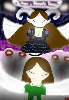 Angel in Miracle World ~volume one~ (front cover) by MC-Gemstone