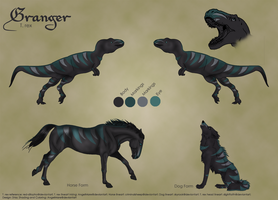 Granger Ref Sheet by AngelMare