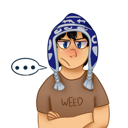 weed boy by chaoticautumn