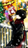 TOKYO GHOUL: WINTER by zxKBYxz