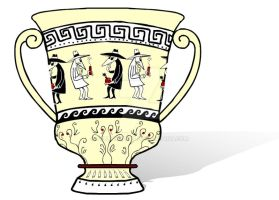Greek Spy Pottery by truncheonm