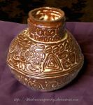The Pot by blackcurrantjewelry