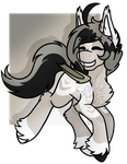 .:Commission:. Clouded Seraph by Spitfire-SOS