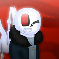 Anti Glitch Sans (Anti Glitch Tale) by cjc728