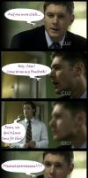 Supernatural Funny Moments 47 by FallenInDarkness