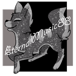 Galaxy Dog Auction :: CLOSED :: SB 1 Point by Etrenelle