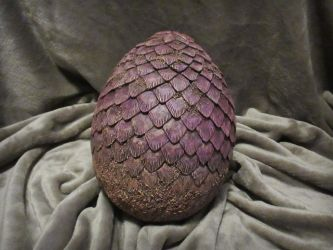 Dragon Egg 01 by Steam-HeART