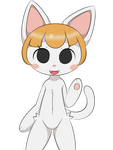 Animal Crossing - Felicity by DreamEclipseWolf