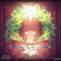 Christmas Brilliance by Aloubell
