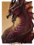 Monster May: Archdemon by BeanyCoffee