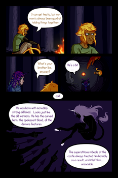 Catihorn Original Pages - Ch. 1 Pg. 25 by Epiale