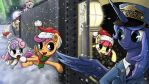 All Aboard the Lunar Express! by Starbat