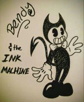 Bendy and the Ink Machine 2 by DoodToon
