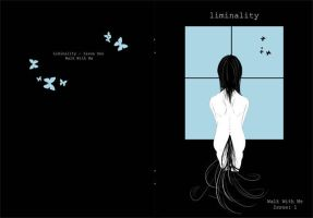 Liminality - Issue One Mock-Up Cover by ReNStudios