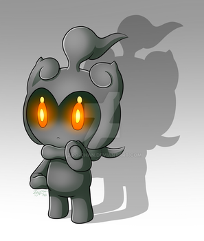Marshadow by Zipo-Chan