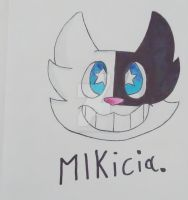 MIKicia Draw. by DMDOfficial