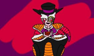 Classy Frieza by AuthorNumber2