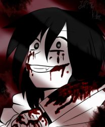 Jeff the killer by miko-hikari34