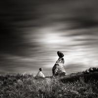 Father to son by EbruSidar