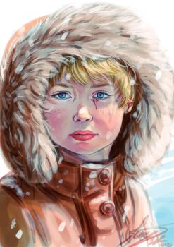 little Kenny... by JeyDS