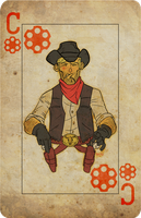 Cowboy Card by Scadilla