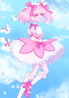 Madoka Magica by Rosyforest