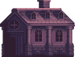 Game Asset - Background House by AlbertoV