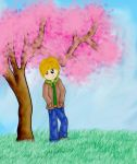 Viggo and the Cherry Tree by casinuba