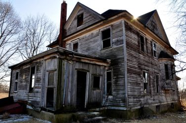 Haunted House stock 20 by FairieGoodMother