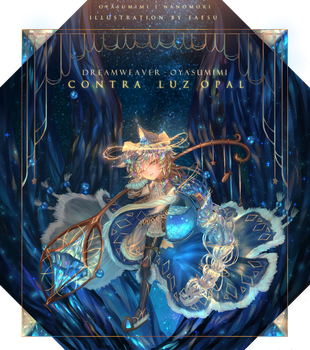 Oyasumimi | Contra Luz Opal (CLOSED) by Faesu