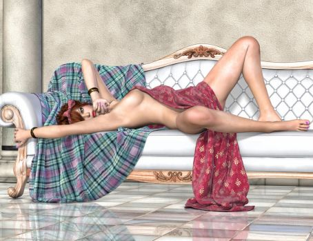 Photoshoot Lounging Around by Roy3D