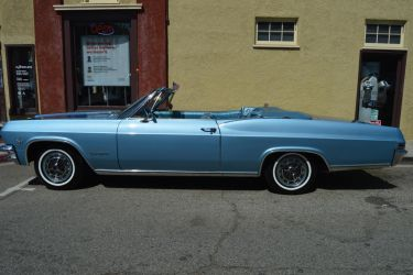 1965 Chevrolet Impala Convertible VI by Brooklyn47