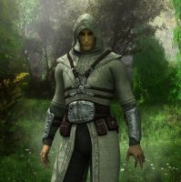 The Forest Thief by nocturnallydamn