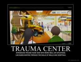 Most Real Trauma Center Yet. by ArgentMemory