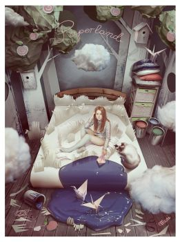 Paperland by Katie-Watersell