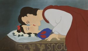 Snow White and Her Prince by jordan-boesch